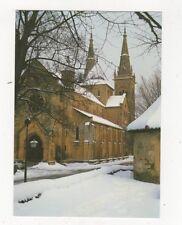 Neuchatel La Collegiale Switzerland 1997 Postcard 388a
