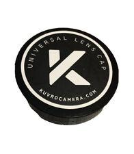 Kuvrd Rubber Universal Lens Cap ULC for 60mm-120mm Lenses Waterproof New
