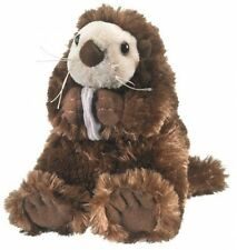 Sea Otter Plush 12' Wildlife Artists Stuffed Animal Sea Otter By Conservation
