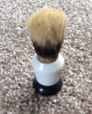 Vintage Gillette Pure Bristle Mans Wet Standard Shaving Brush