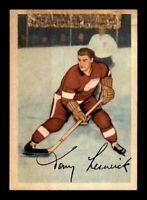 1953-54 Parkhurst #43 Tony Leswick G X1289990