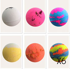 BULK BUY 6X BEST SELLING Bubble Bath Bombs BUY MORE SAVE MORE!!  Bath Treat 160g