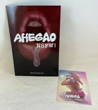 AHEGAO by SADLITTLES 2020 ONE SEALED SKETCH PACK Has 9 Card Set + P1 PROMO