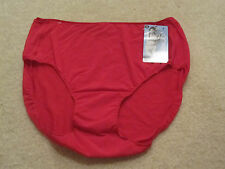 Jockey ladies panties hip brief size 6 M new with tags classic fit nylon stretch