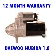 DAEWOO NUBIRA 1.8 2.0 1997 1998 1999 2000 2001 2002 - 2015 RMFD STARTER MOTOR