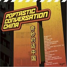 Various - Poptastic Conversations China (2CD+Buch) CD *NEU*OVP*