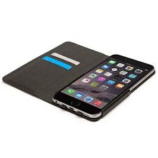 Griffin Card Wallet Flip Case Cover for Apple iPhone 6 PLUS / 6s PLUS Black