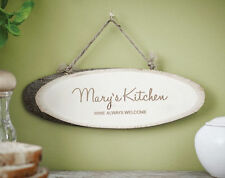 Wooden Engraved Decorative Indoor Signs/Plaques