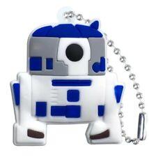 R2-D2 Star Wars Zipper Pull - Bookbag Charm - Jacket Zipper Pull Keychain