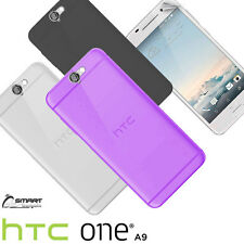 Matte Gel Case TPU Jelly Soft Cover For Htc One A9 + SG