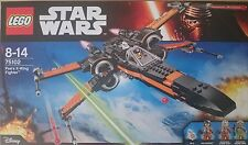 LEGO 75102. NEW. NUEVO. ORIGINAL. LEGO STAR WARS POE'S X-WING FIGHTER