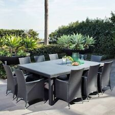 Dining Furniture Sets with 11 Pieces