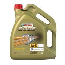 Aceites, líquidos y lubricantes de motor Castrol 5 L para Audi
