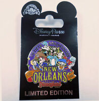 Disney Collector Pin Cast New Orleans 50th Anniversary LE 750 Disneyland 2016