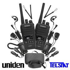 Uniden UH755 5 Watt UHF CB Splashproof Handheld Radio Uniden