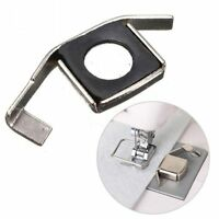 Hots Apparatus Seam Guide Press Feet Magnet Seam Guide Sewing Positioning Block