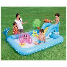 Piscina gonfiabile per bambini Bestway Acquario con scivolo gioco rinfrescante