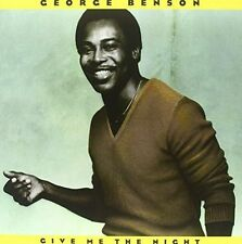 George Benson Give Me The Night LP Vinyl 180gm 33rpm