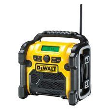 DeWALT DCR019 Akku Baustellenradio Radio FM-AM Netzanschluss oder Akku