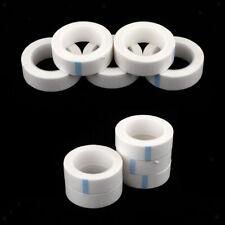 10 Rolls Medical Lashes Tapes for Salon Individual False Eyelash Extensions
