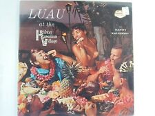 DANNY KALEIKINI - LUAU AT THE HILTON HAWAIIAN VILLAGE - LP