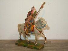 Elastolin Germany - Toy Indian on Horse *37773