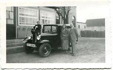 Foto Gosen 1933 Familie vor Opel 1,2 Liter / Erkner Neu Zittau Wernsdorf
