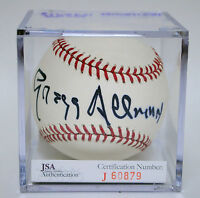 Gregg Allman Signed Baseball MLB JSA J60879 Allman Brothers Band COA ON SALE