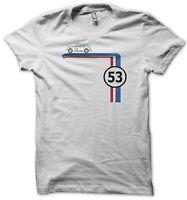 Herbie 53 VW Beetle Men's T-Shirt S-XL