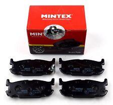 Mintex Pastillas De Freno Eje Trasero Para Mazda MDB2575 Eunos (imagen real de parte)