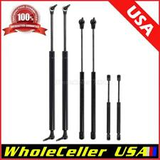 Full Set Hood Liftgate Window Lift Supports Shocks For Jeep Grand Cherokee 99-04