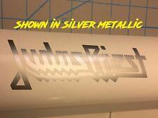 Judas Priest Car Truck Vinyl Die Cut Decal Window Wall CD Skate Board Sticker