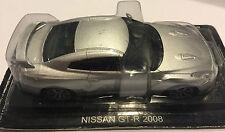 "DIE CAST "" NISSAN GT-R 2008 "" DREAMS CAR SCALA 1/43"