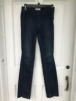 Free People Size Zipper Woman's Jeans With Slit Up Ankles Size 25.