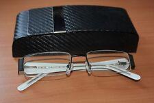 4e496c21598035 PREMIUM Adagio BETA TITANE - Monture Lunettes Optique Noir Blanc PR838 BN 12