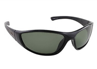 Sea Striker Pursuit Polarized Sunglasses with Black Frame and Grey Lens Fits to
