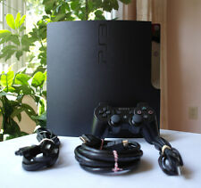 PS3 Slim 160GB DEX - Excellent Condition!! - Online Ready - Fully Loaded - #1461
