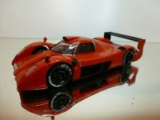ONYX TOYOTA GT ONE - RED 1:43 - EXCELLENT CONDITION- 9