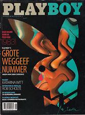 Niederländische Männermagazine