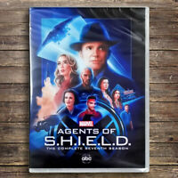 Agents of S.H.I.E.L.D. Season 7 (3-Disc Set, DVD) Brand New Agents of SHIELD