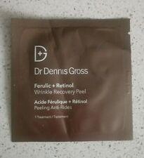 Dr Dennis Gross Ferulic Retinol Wrinkle Recovery Peel Clincal Dose Retinol