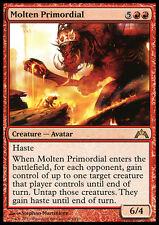MTG MOLTEN PRIMORDIAL FOIL ASIAN - PRIMORDIALE FUSO - GTC - MAGIC