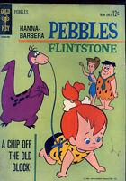Pebbles Flintstone 1 VG/FN Gold Key  *CBX200