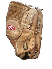 New listing Rawlings RSGXLPRO Softball Baseball Glove  14 Inch RH Throw Nice