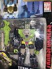 Transformers Generations Titans Return Titan Master Furos & Hardhead *FREE SHIP*