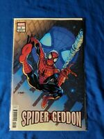Spider-Geddon #1 Cover L Incentive George Perez Variant Cover