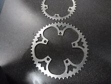Willow made in USA 50t & 37T 110mm chainring set  VGC