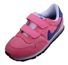 NEW Nike Toddler GIRL's Metro Plus CL PINK Athletic Sneakers 446158 603 3Y