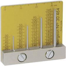 Bergeon 30464 Watch Hand Gauge For Holes Brand New Swiss Tools