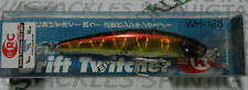 NEW Bassday ORC DRIFT TWITCHER 85 S SINKING Col. WH-168 Japan